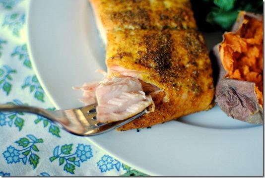 Garam Masala Salmon Recipe