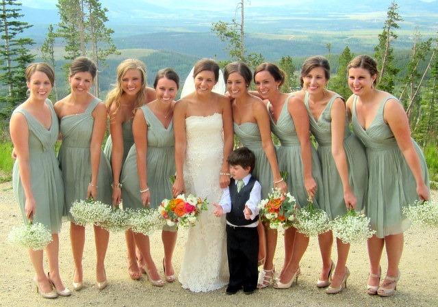 Target Mint Green Bridesmaid Dresses