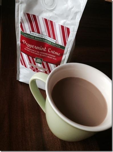 Peppermint Creme Coffee Fresh Market