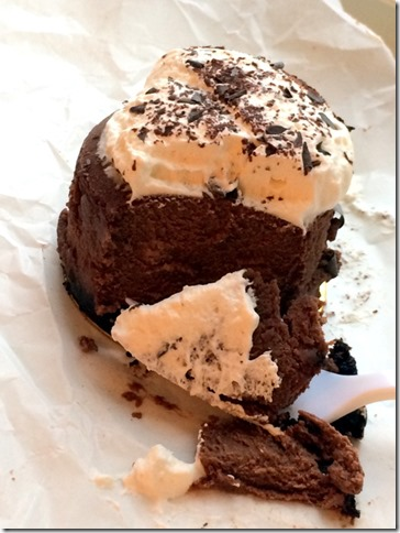magnolia bakery chocolate cheesecake