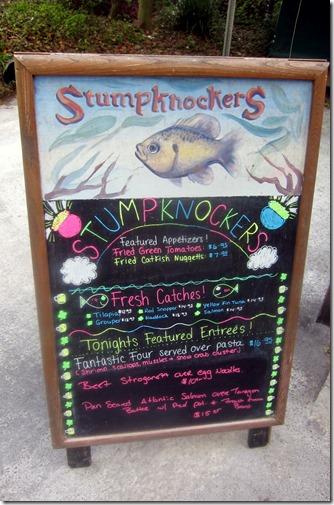 stumpknocker's