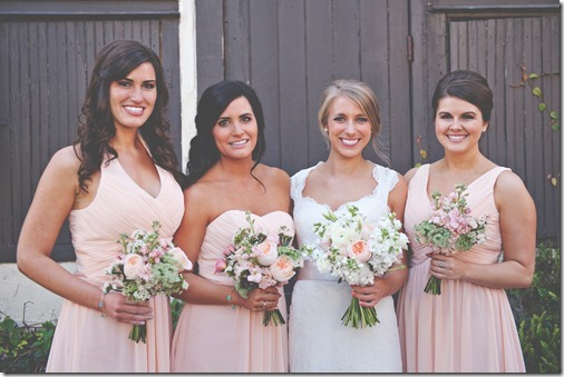 ADPi UF Bridesmaids