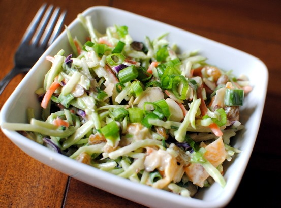 Asian Broccoli Crunch Salad