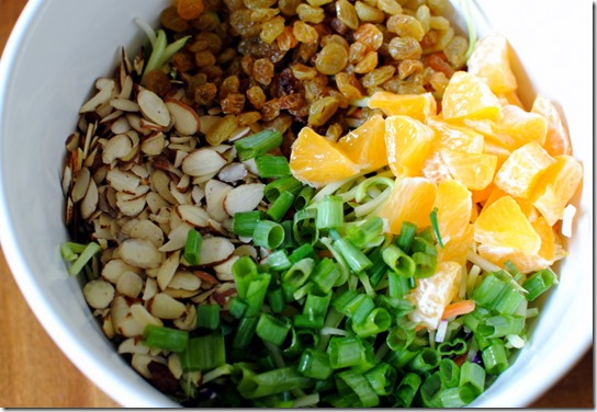 Asian Crunch Salad