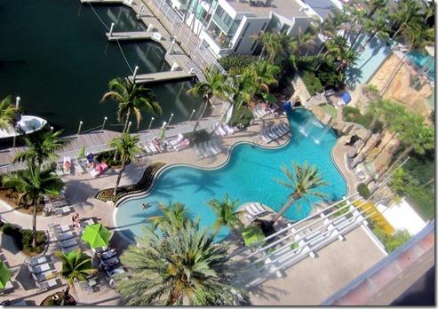 Hyatt Regency Sarasota Pool