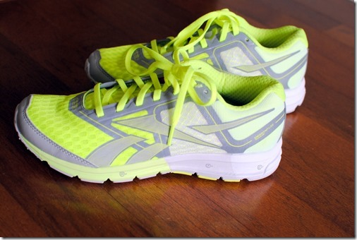 Reebok ONE Cushion Running Shoe