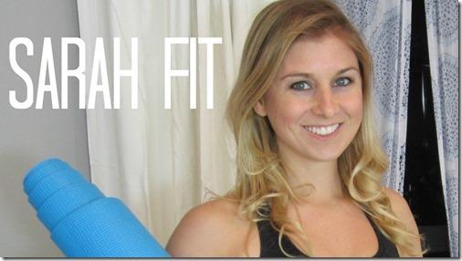 Sarah Fit