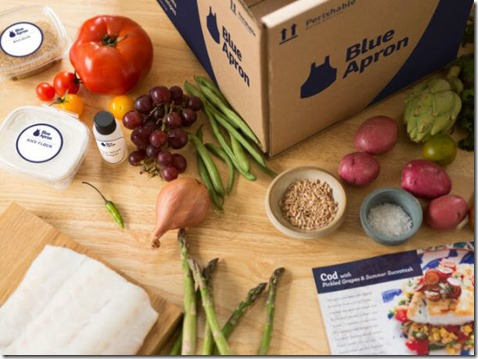 Blue Apron Meal Plan