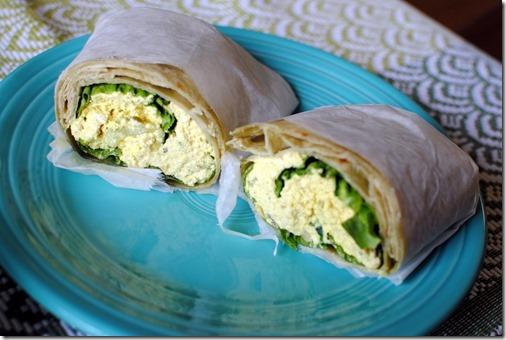 Eggless Egg Salad