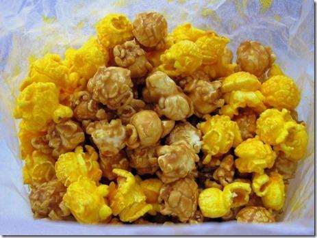 Garrett's Popcorn Cheddar and Caramel