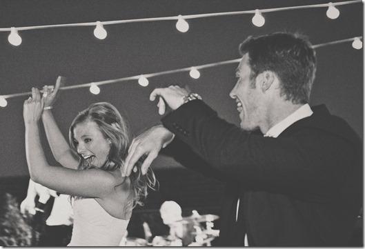 Husband Wife Dancing
