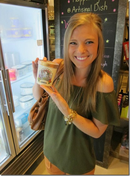 Julie's Organic Ice Cream