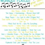 Upbeat Workout Playlist  - Great for group exercise instructors