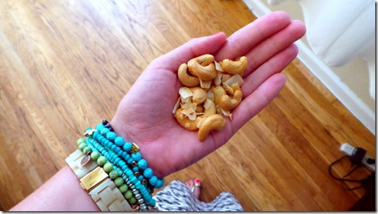 Coconut Cashews