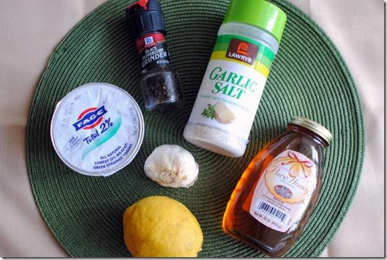 Easy Lemon Vinaigrette Dressing