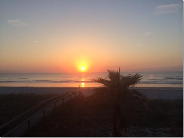 Jax Beach Sunrise