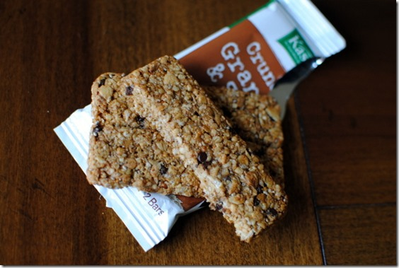 Kashi Chocolate Chip Chia Bars