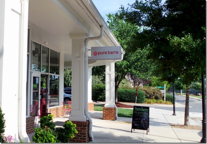 Pure Barre Birkdale Village