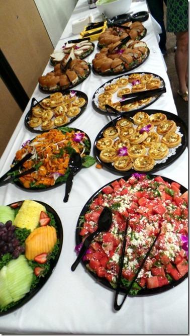 Runner's World Cookbook Lunch