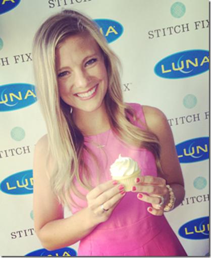 Stitch Fix Cupcake