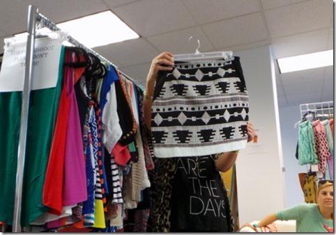 StitchFix Skirt