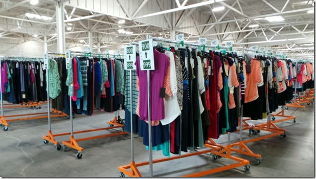 Stitch Fix Warehouse