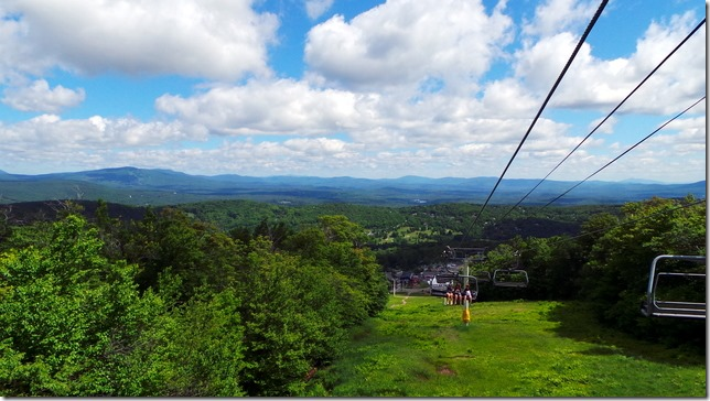 Stratton Mountain Ski Lift