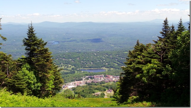 Stratton Mountain Summit