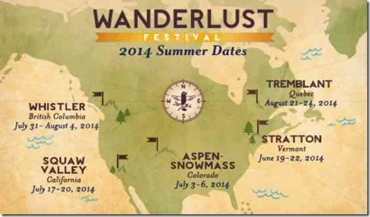 Wanderlust 2014 Dates