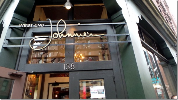 West End Johnnie's