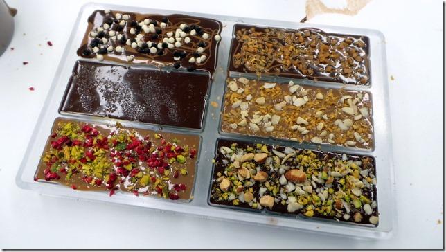 Artisan Chocolate Bars
