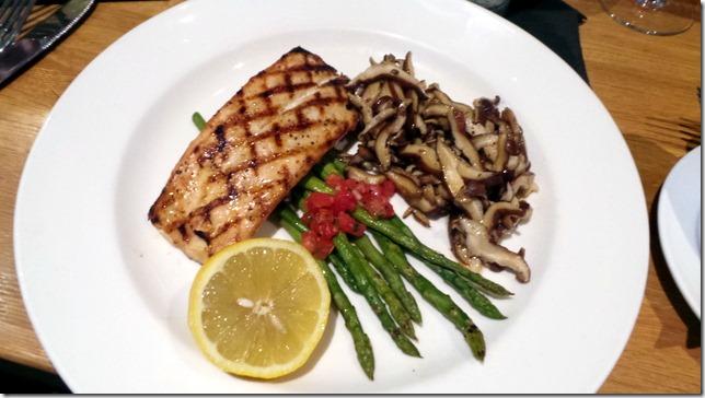 Devon Seafood Grill Mahi