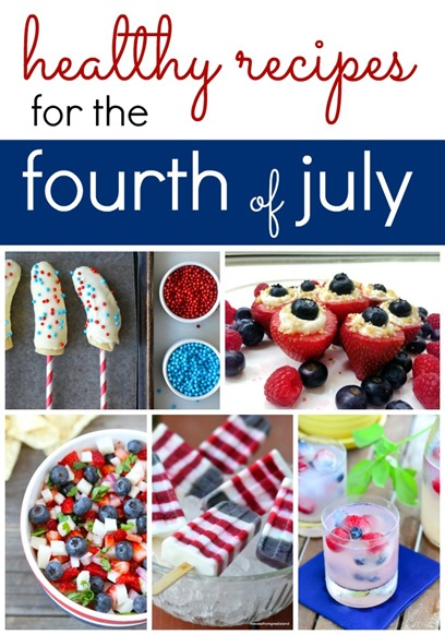 Healthy Recipes for the Fourth of July
