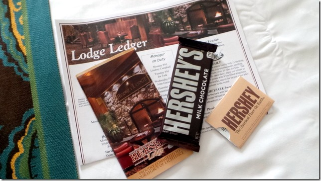 Hershey Lodge Check In