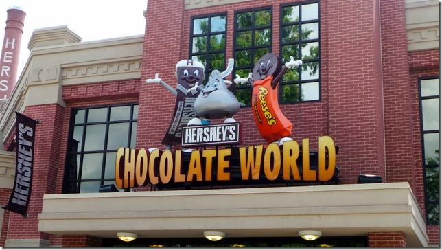 Hershey's Chocolate World
