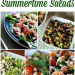 Lots of Summertime Salad Recipes