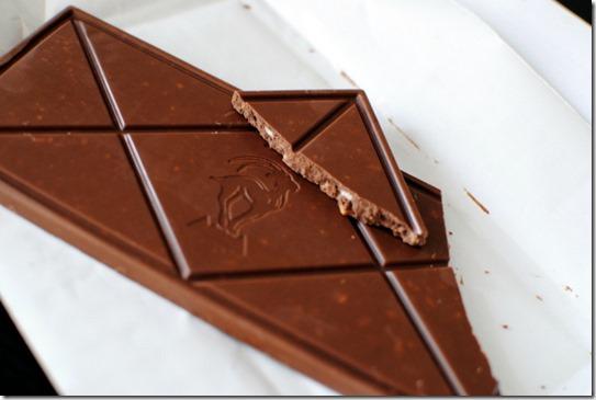 Scharffen Berger Milk Chocolate Coconut Macadamia