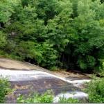 Waterfall Stone Mountain