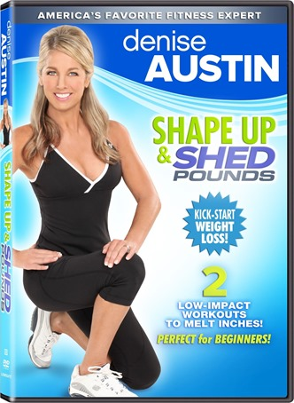 Denise Austin DVD Workout