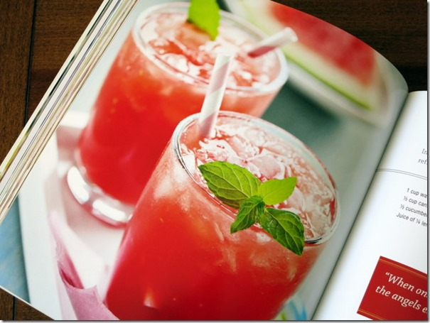 Watermelon Mint Juice