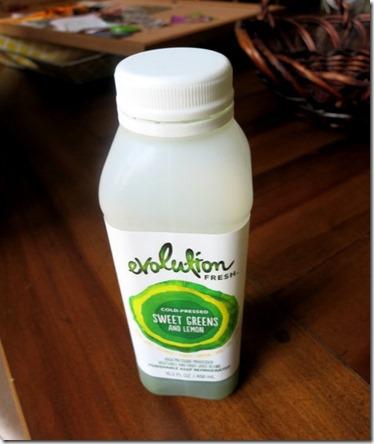 Evolution Green Juice