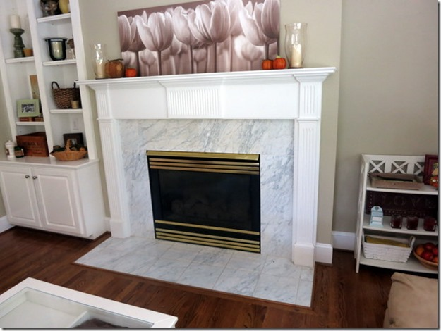 Fireplace Before Photos
