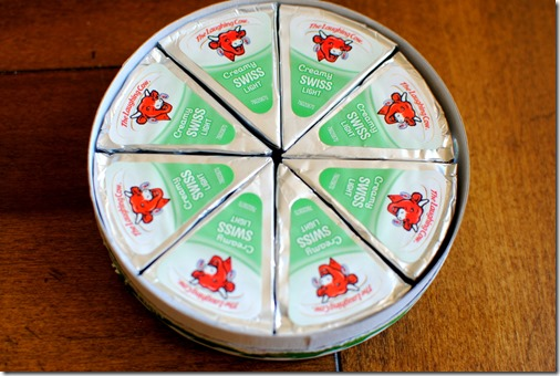 Laughing Cow Light Swiss