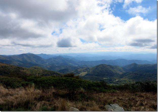 The Balds Roan Mountain