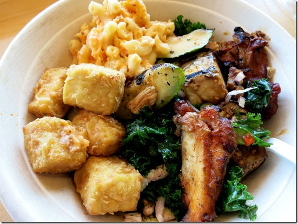 Whole Foods Chicken Fried Tofu