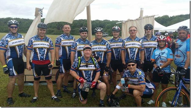bike team