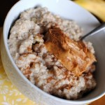Three Minute Egg White Oatmeal
