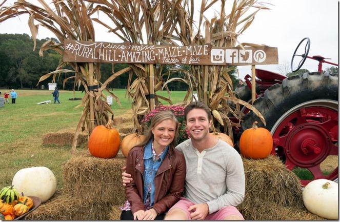 Amazing Maize Maze Huntersville