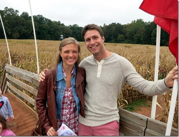 Corn Maze Huntersville