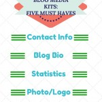 How to Create a Blogging Media Kit